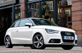 Audi A1, side
