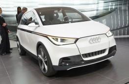 Audi Q2 2.0 TFSI quattro, 2017, front