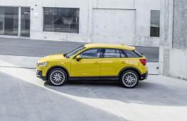 Audi Q2 2.0 TFSI quattro, 2017, side