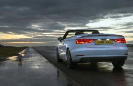 Audi A3 Cabriolet, rear