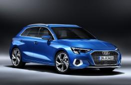 Audi A3 Sportback, 2020