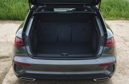 Audi A3 Sportback, 2016, boot