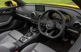 Audi A3 Cabriolet, 2016, interior