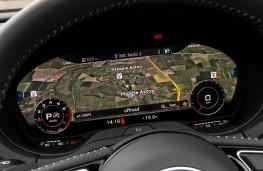 Audi A3 Cabriolet, 2016, virtual cockpit