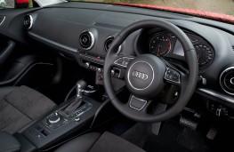 Audi A3, interior