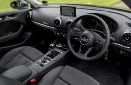 Audi A3, 2016, interior
