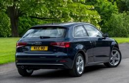 Audi A3, 2016, rear