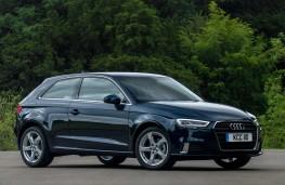 Audi A3, 2016, side