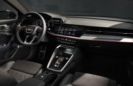 Audi A3 Saloon, 2020, interior
