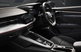 Audi A3 Saloon, 2021, interior