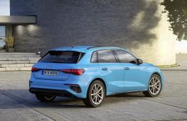 Audi A3 Sportback 40 TFSI e, 2020, rear