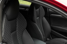 Audi A3 saloon, 2016, front seats