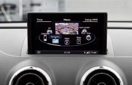 Audi A3 Sportback, 2016, display screen