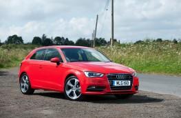 Audi A3, side