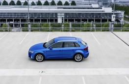 Audi A3 Sportback Side