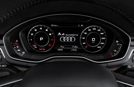 Audi A4 Avant, interior