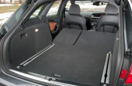 Audi A4 Avant, boot