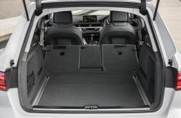 Audi A4 Avant, 2016, boot
