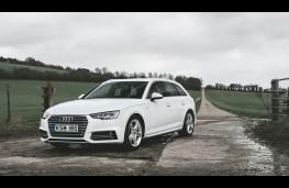 Audi A4 Avant, 2016, side, static
