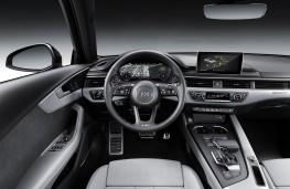 Audi A4, 2018, interior