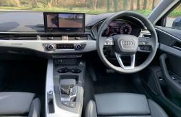 Audi A4 Allroad, 2021, interior