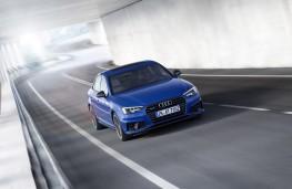 Audi A4, 2018, nose