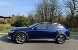 Audi A4 Allroad, 2021, side