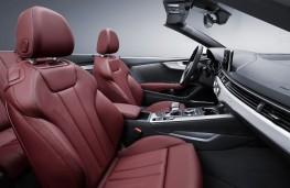 Audi A5 Cabriolet, 2016, interior