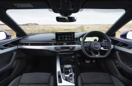 Audi A5 Coupe, 2021, interior