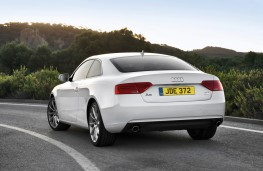 Audi A5 Coupe, rear