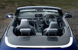 Audi S5 Cabriolet, 2017, interior