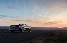 Audi S5 Cabriolet, 2017, rear