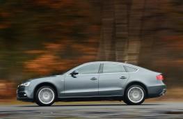 Audi A5 Sportback, side