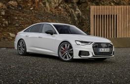 Audi A6, 2018, Geneva