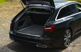 Audi A6 Avant, 2018, boot