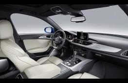 Audi A6, 2017, interior