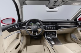 Audi A6, 2018, interior