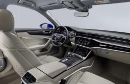 Audi A6 Avant, 2018, interior