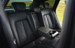 Audi A6 Avant, 2018, rear seats