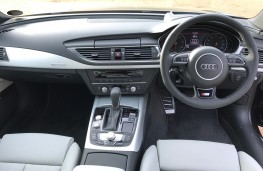 Audi A7 Sportback, 2016, dashboard