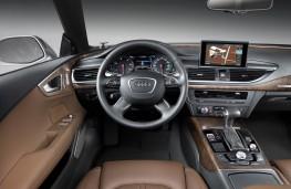 Audi A7 Sportback, 2016, interior