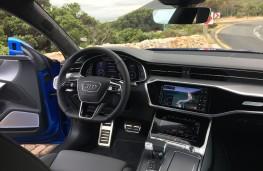 Audi A7 Sportback, 2018, dashboard