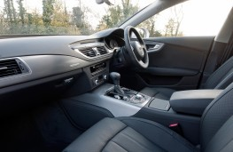 Audi A7 Sportback, 2018, interior