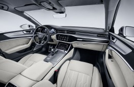 Audi A7, 2018, interior