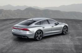 Audi A7, 2018, rear