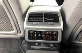 Audi A7 Sportback, 2018, rear seat controls