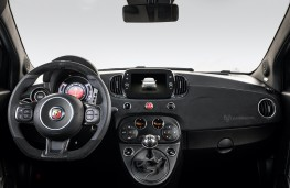 Abarth 695 Esseesse Scorpion Edition, 2021, interior