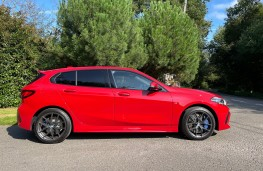 Abarth 595, 2016, side