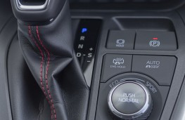 Suzuki Across, 2021, drive mode selector