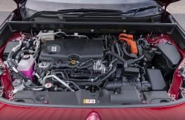 Suzuki Across, 2021, engine